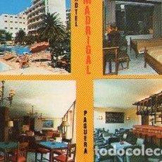 Postales: HOTEL MADRIGAL. PAGUERA . MALLORCA.. Lote 147759794