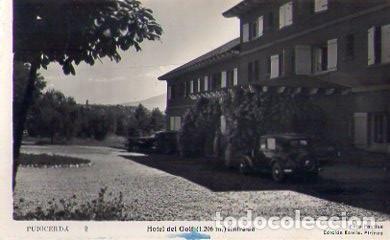 HOTEL DEL GOLF. PUIGCERDÁ. (Postales - Postales Temáticas - Publicitarias)