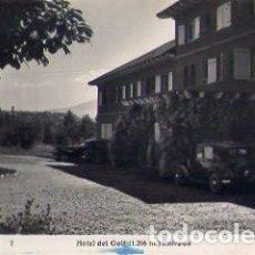 Postales: HOTEL DEL GOLF. PUIGCERDÁ.. Lote 147760182