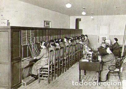 TELEFONICA 1974. (Postales - Postales Temáticas - Publicitarias)