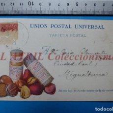 Postales: POSTAL PUBLICIDAD KOLA ASTIER - AÑO 1902. Lote 148298070