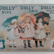 Postales: DOLLY BLUE - POSTAL- PUPPY LOVE SERIES. Lote 148775158