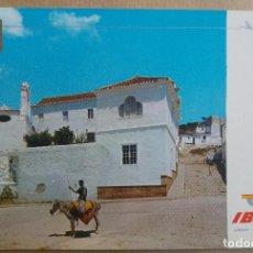 Postales: POSTAL IBERIA LINEAS AEREAS DE ESPAÑA. VELEZ MALAGA. Lote 151996710