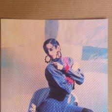 Postales: POSTAL PUBLICIDAD MAYFFRED PARA MARTA ESPAÑOL , ROPA, VALENCIA. . Lote 152171554