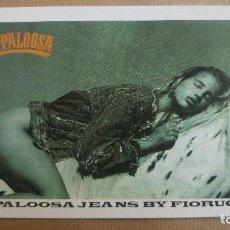 Postales: POSTAL PUBLICIDAD APPALOOSA BY FIORUCCI, JEANS, ROPA. Lote 152172638