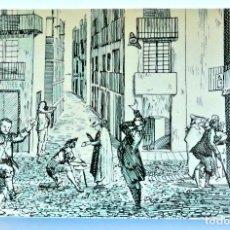 Postales: TARJETA POSTAL LOTERÍA NACIONAL SERIE B ,Nº 4, EXPRESIONES DE JUGADORES . SIN CIRCULAR. Lote 152359190