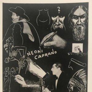1957 Neoni Caprano. Caricatures-Lumineuses