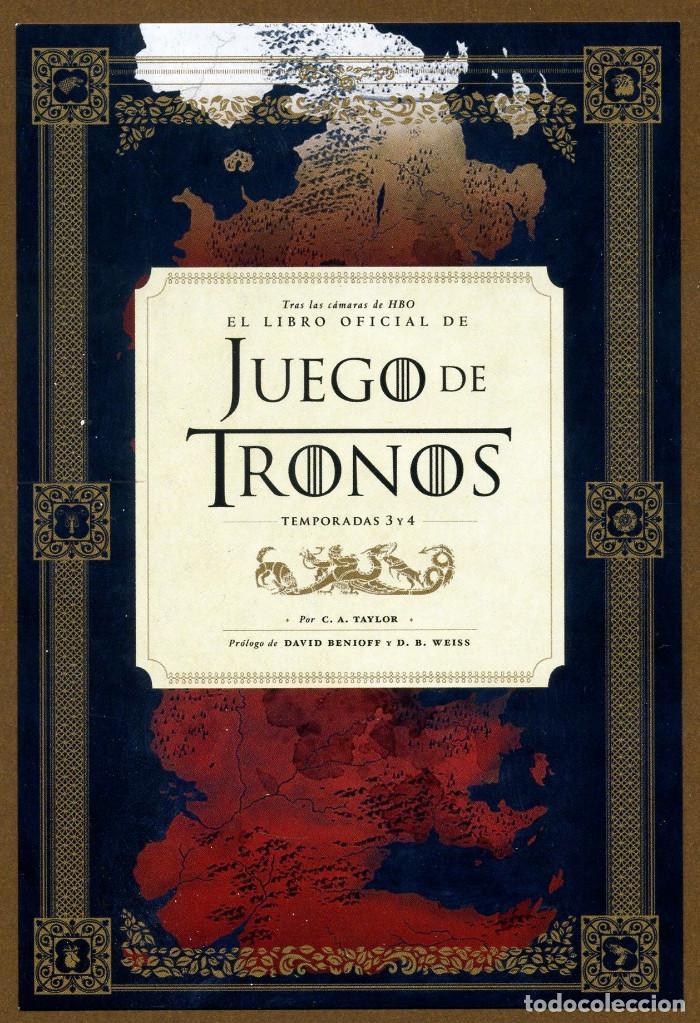 POSTAL EDITORIAL NORMA JUEGO DE TRONOS (Postales - Postales Temáticas - Publicitarias)