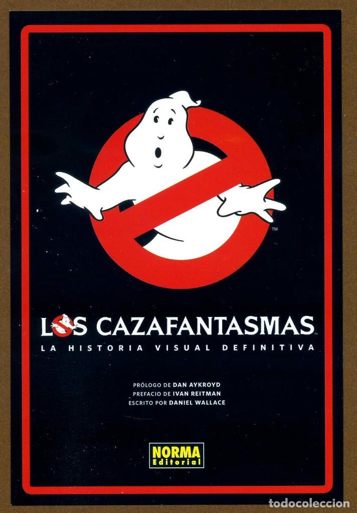 POSTAL EDITORIAL NORMA LOS CAZAFANTASMAS (Postales - Postales Temáticas - Publicitarias)
