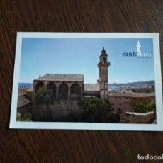 Postales: POSTAL DE PUBLICIDAD SANTA CLARA URBAN, HOTEL & SPA.. Lote 156560386