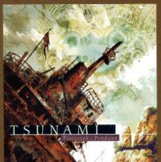 Postales: POSTAL EDITORIAL NORMA TSUNAMI. Lote 156620514