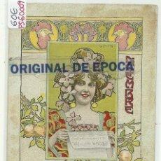 Postales: (PS-60009)POSTAL PUBLICITARIA COGNAC HENRI GARNIER-IUSTRADA POR GASPAR CAMPS. Lote 156998726