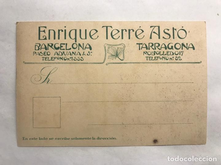Postales: PUBLICIDAD. VINOS DE JEREZ. Tarjeta postal A.R. Valdespino y Hnos. Jerez de la Frontera (Cádiz) - Foto 2 - 158341733