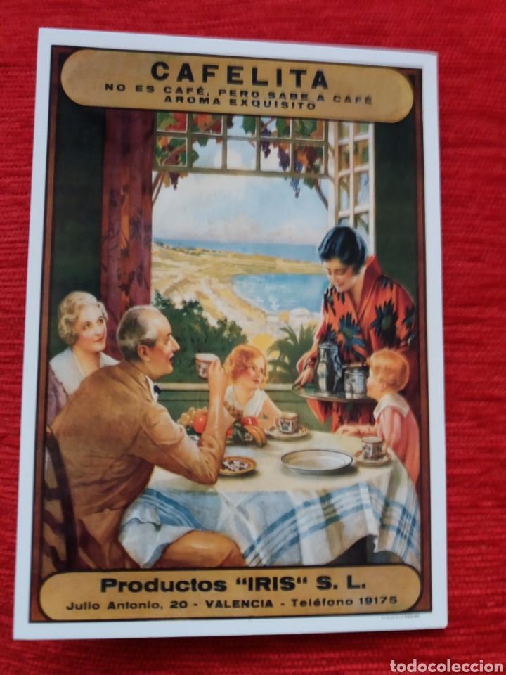 CAFELITA PRODUCTOS IRIS S.L. (Postales - Postales Temáticas - Publicitarias)