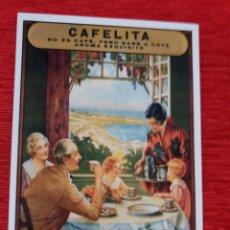 Postales: CAFELITA PRODUCTOS IRIS S.L.. Lote 209997255