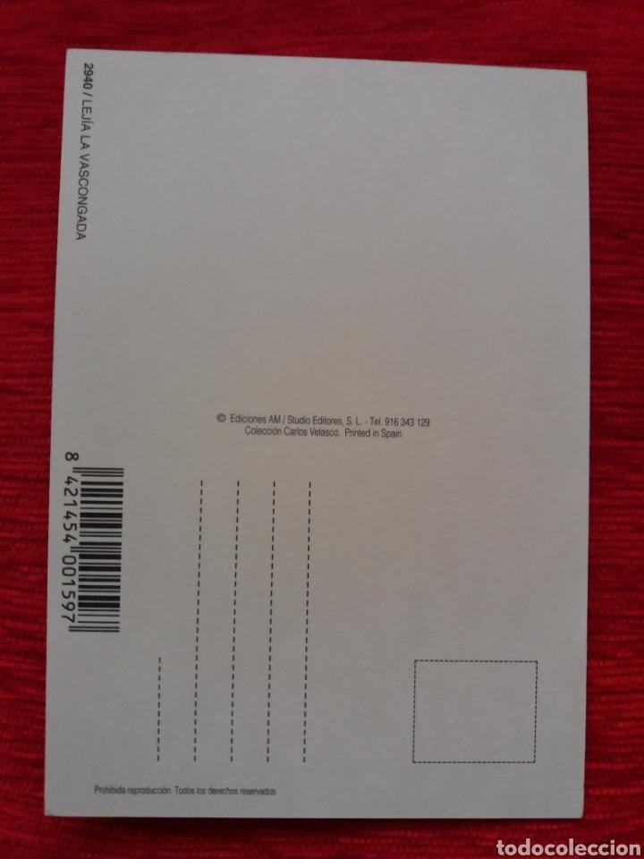 Postales: LEJÍA LA VASCONGADA LUIS DEL RÍO BILBAO - Foto 2 - 159515378