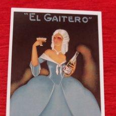 Postales: EL GAITERO. Lote 209998361