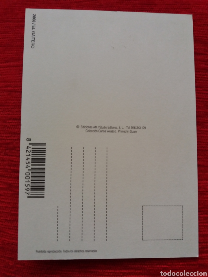 Postales: EL GAITERO - Foto 2 - 209998361