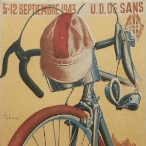 Unión deportiva de Sans. XXIII Vuelta ciclista a Cataluña. Gran premio Pirelli