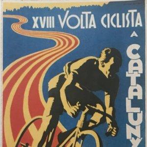 Unión deportiva de Sants. XVIII Vuelta ciclista a Cataluña. V Gran premi Generalitat