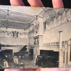 Postales: MADRID CASA GASSET & TOLEDO CALLE VICTORIA 4 ALMACEN DE PIANOS. Lote 159724242