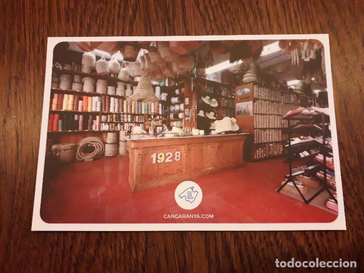 POSTAL DE PUBLICIDAD CA'N GARANYA, MANACOR. (Postales - Postales Temáticas - Publicitarias)
