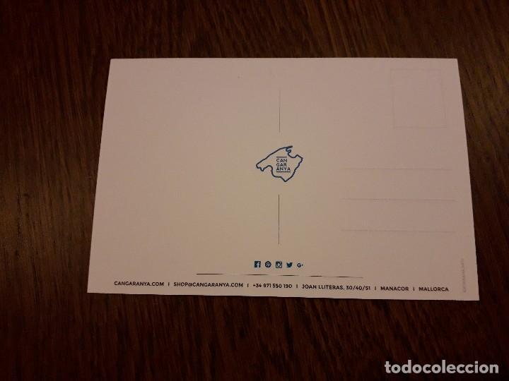 Postales: postal de publicidad Can Garanya, Manacor. - Foto 2 - 160629582