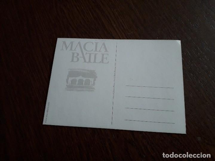 Postales: postal de publicidad bodegas Macià Batle, Binissalem. Mallorca. - Foto 2 - 160629766