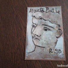 Postales - postal de publicidad bodegas Macià Batle, Binissalem. Mallorca. - 160629878