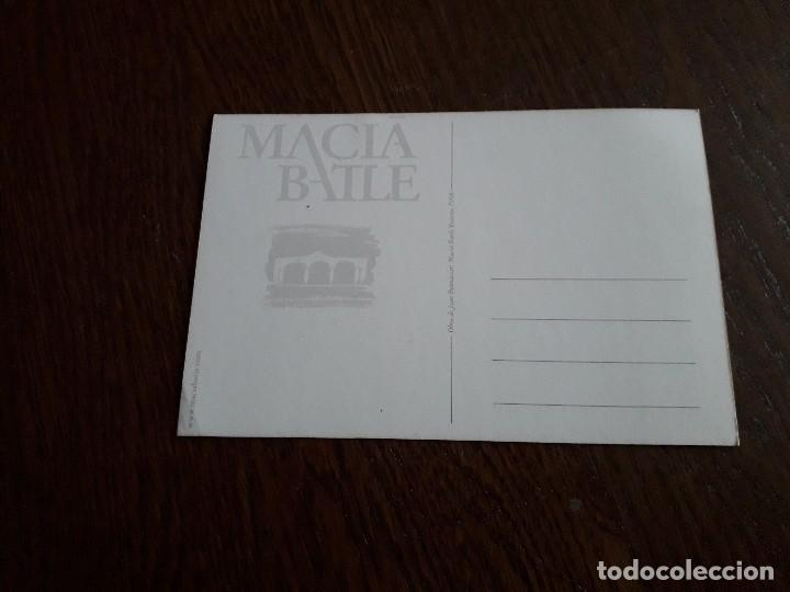 Postales: postal de publicidad bodegas Macià Batle, Binissalem. Mallorca. - Foto 2 - 160629878
