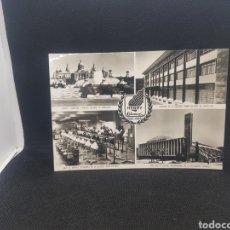 Postales: POSTAL FOTOGRÁFICA TEMA PELUQUERÍA HENRY COLOMER BARCELONA 1963. Lote 163782198