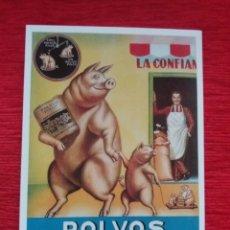 Postales: POLVOS PINO'S. Lote 163938413