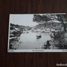 Postales: REPRODUCCIÓN POSTAL ANTIGUA, COLECCIÓN DIARIO DE MALLORCA, CALA FIGUERA, SANTANYI. Lote 163980198