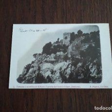 Postales: REPRODUCCIÓN POSTAL ANTIGUA, COLECCIÓN DIARIO DE MALLORCA, CASTELL D'ALARÓ.. Lote 163980426