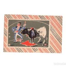 Postales: PUBLICITARIA DRY SACK SHERRY - RAMIREZ - WILLIAMS & HUMBERT. LTD JEREZ ESPAÑA. Lote 164067842