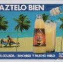 Postales: TRINA PIÑA COLADA Y BACARDI. Lote 164884894