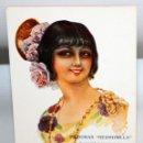 Postales: POSTAL PUBLICITARIA DE ESTILO MODERNISTA. ILUSTRADA POR R. MIR. EDICIONES VICTORIA. SIN CIRCULAR. Lote 165169574