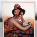 Postales: POSTAL PUBLICITARIA DE ESTILO MODERNISTA. EDICIONES VICTORIA, N. COLL SALIETI (BCN). SIN CIRCULAR. Lote 165172594