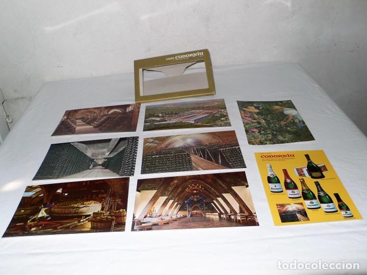 Postales: ANTIGUA CARPETA POSTALES CODORNIU - Foto 2 - 165241546