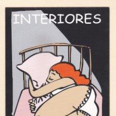 Postais: POSTAL PUBLICITARIA ESCUELA DE ARTE DE OVIEDO. INTERIORES - POSTALFREE. Lote 165401314