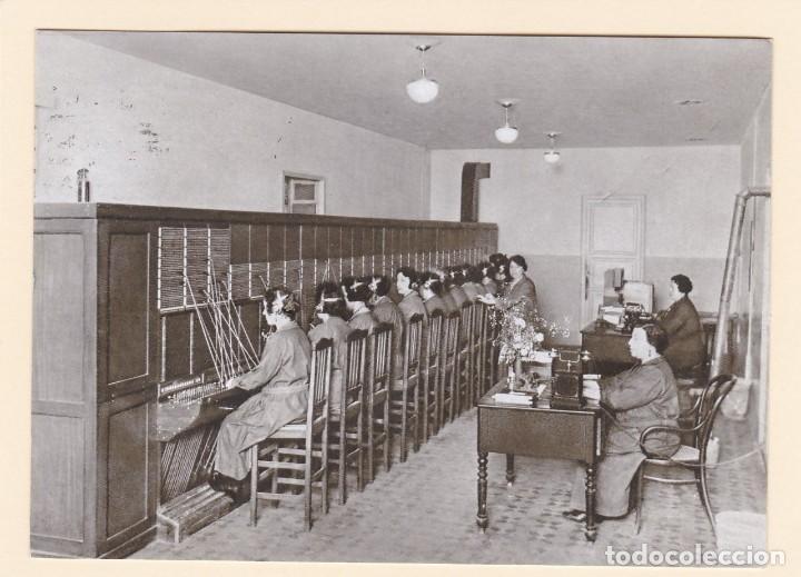 POSTAL PUBLICITARIA 1924 - 1974: TELEFONICAS (Postales - Postales Temáticas - Publicitarias)
