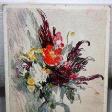 Postales: POSTAL ILUSTRADA - LAPICES STAEDTLER- CIRCULADA-1915-16.. Lote 166506762