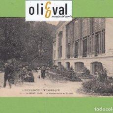 Postales: POSTAL HOTEL CASINO LE MONT DORE VISTA RESTAURANTE FRANCIA AÑOS 20 PEO2593. Lote 168377980