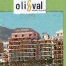Postales: POSTAL HOTEL MONTEMAR BENIDORM ALICANTE ESPAÑA PE2665. Lote 168612716