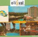 Postales: POSTAL HOTEL ALONE BENIDORM ALICANTE ESPAÑA DATADA1982 PE2670. Lote 168619828