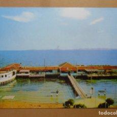 Postales: POSTAL PUBLICITARIA - RESTAURANTE FLORIDABLANCA - LO PAGAN - MAR MENOR (MURCIA). Lote 169254004