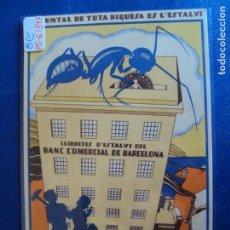 Postales: (PS-61347)POSTAL PUBLICITARIA BANC COMERCIAL DE BARCELONA. Lote 171165672