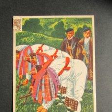 Postales: TARJETA ILUSTRADA PUBLICIDAD FARMACÉUTICA REVERSO. MEDICINA, FARMACIA. OCHAGAVIA, MUSQUILDA. . Lote 171309414