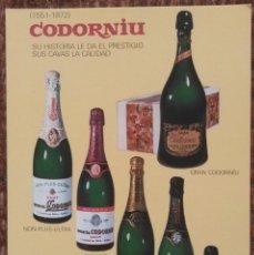 Postales: CAVAS CODORNIU. Lote 171486202
