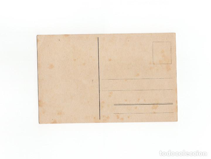 Postales: POSTAL PUBLICITARIA LA SEDA PARA COSER GÜTERMAN. - Foto 2 - 172058778